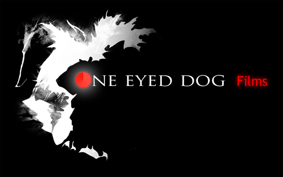 One-eyed-dog-films red logo